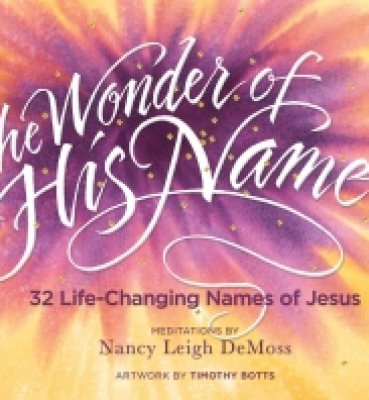 Wonder of His Name